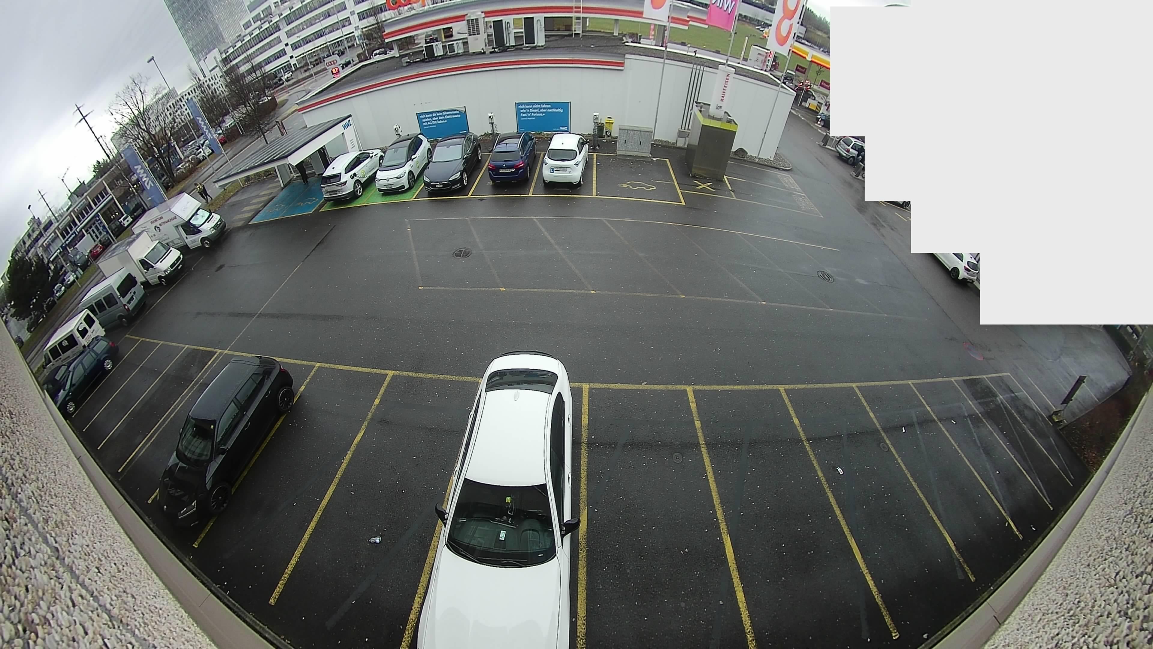 Rotkreuz Coop Tankstelle